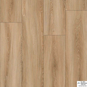 LVT Flooring 1220*180*2-5mm(Dry Back/Loose Lay/Click System) (Customized)(CDW191222L)
