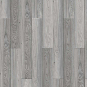Middle Grey Oak SPC Flooring 4.35/0.55mm/6/0.5mm*1mm IXPE Pad*Unilin Click For UK Market LM8026L-006
