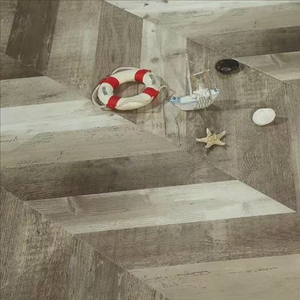 Chevron 1218*301*12mm Laminate Flooring (FL923)