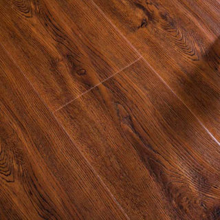 Hand Scraped Surface 1219*199*12mm Laminate Flooring (LA871)