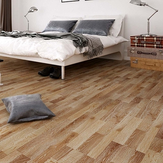 Small Embossed Surface 1217*197*8mm/12mm Laminate Flooring (LD8814)