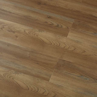 Wood Embossed Surface 1219*199*12mm Laminate Flooring (LM715)