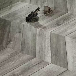 Chevron 1218*301*12mm Laminate Flooring (FL910)