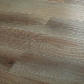 Wood Grain Surface 1217*196*12mm Laminate Flooring (LC801)