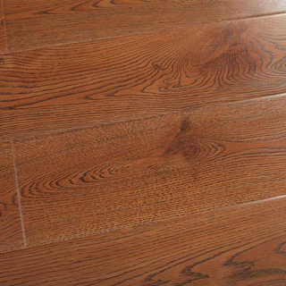 OAK Embossed Surface 1217*196*12mm Laminate Flooring (LW136)